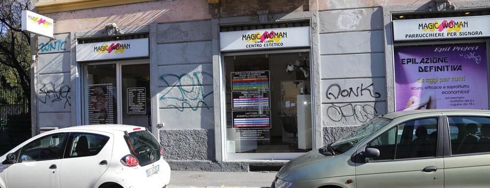 Magic Woman parrucchiere e centro estetico a Milano Lambrate